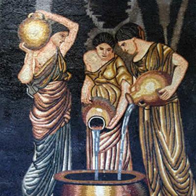 Figure Mosaico