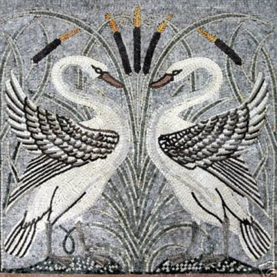 Mosaico Animali