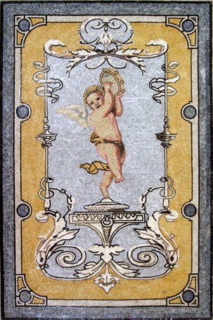 Mosaico figure 06