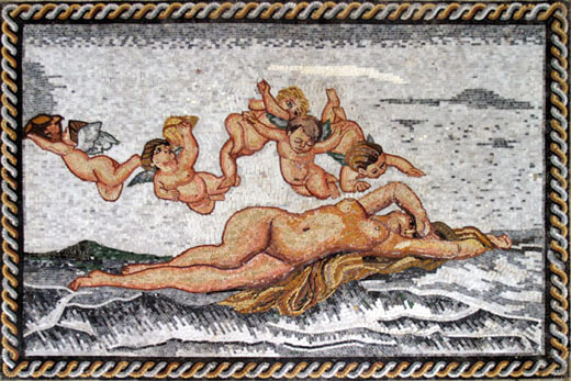 Mosaico figure 07
