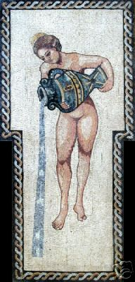 Mosaico figure uomo 03